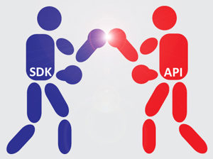 API vs SDK