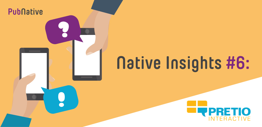 Pretio Interactive Interview native insights