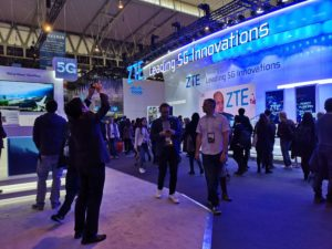 5G at MWC Barcelona 2019