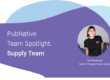 Team Spotlight: Iva Parvanova, Supply Team
