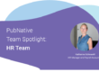 Team Spotlight: Katharina Schmähl, HR Team