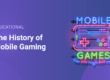 From Tetris to Candy Crush: The History of Mobile Gaming